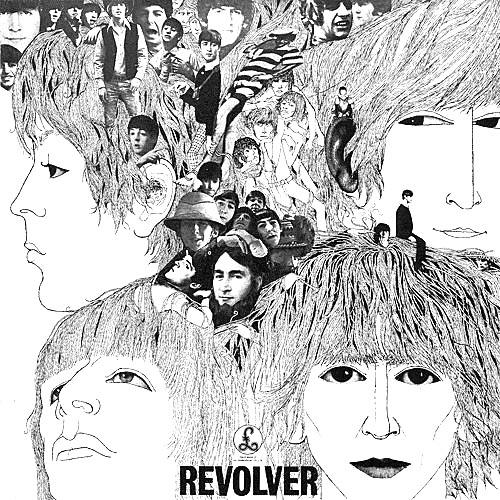 Revolver, by The Beatles, was released in 1966.