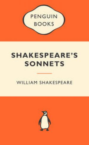 Cover of the Penguin edition of Shakespeare's Sonnets.